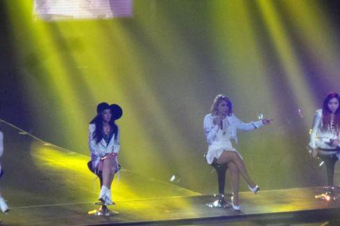 2NE1 Nikmati Nasi Goreng dan Ingin ke Bali