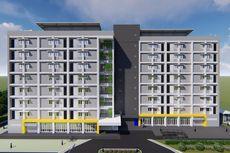 Dua Tower Rusun Politeknik PU Semarang Telan Dana Rp 112 Miliar