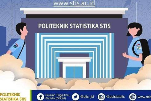 Kampus Kedinasan Politeknik Statistika STIS Buka PMB, Ini Infonya
