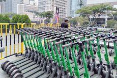 Aturan Terbit, GrabWheels Kembali Beroperasi di Jakarta