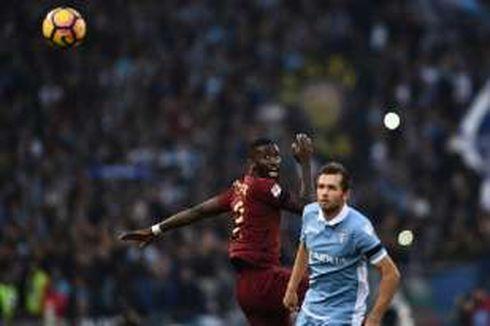 Berkomentar Rasialis, Bek Lazio Dihukum 20 Hari