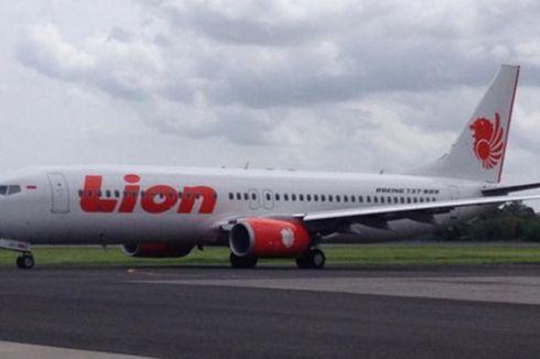 Beli Mesin Pesawat, Lion Air Alokasikan 5,2 Juta Dollar AS