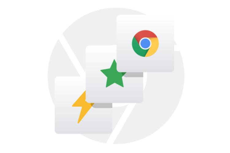 Ilustrasi Chrome pada WIndows 7