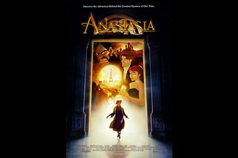 Sinopsis Anastasia, Kisah Putri Kerajaan Rusia