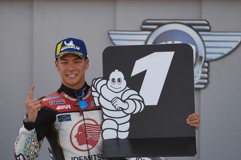 Dapat Motor Baru, Nakagami Usung Target Tinggi di MotoGP 2021
