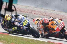 Soal Aturan Batas Usia Pebalap, Rossi dan Marquez Punya Pendapat Senada