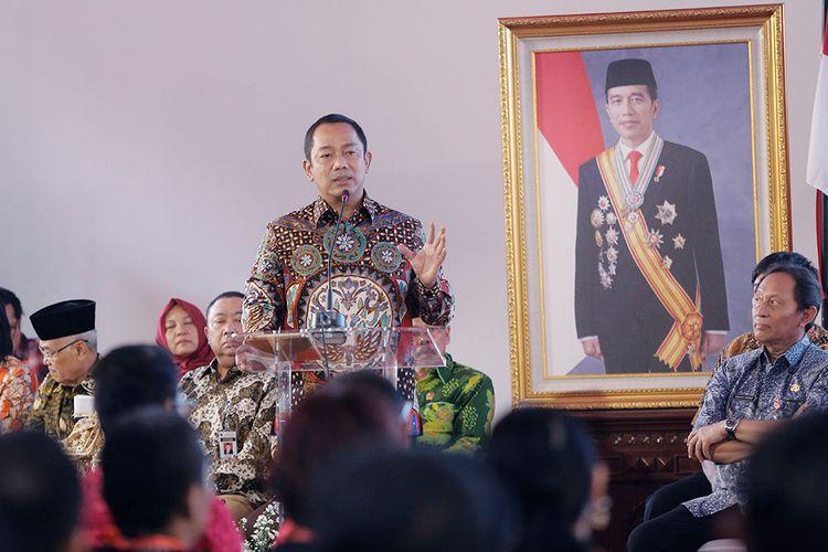 Wali Kota Semarang saat Musyawarah Perencanaan Pembangunan Wilayah Wilayah Pengembangan Kedungsepur, Rabu (11/3/2020).