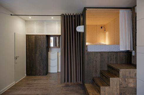 Desain Inspiratif Rumah Mungil Kurang dari 40 Meter Persegi