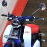 Harga Motor Bebek Honda Super Cub C125 Tembus Rp 72 Jutaan