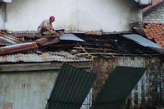 Dilanda Angin Puting Beliung, 22 Rumah Rusak