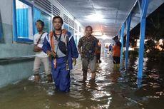 Rumah Sakit di Pekalongan Kebanjiran, Pasien Dipindahkan
