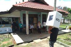Nasdem dan Demokrat Rebutan Suara, Kantor Distrik Nunggawi Tolikara Papua Dibakar Massa