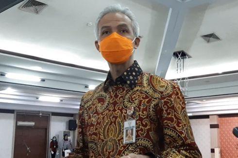 Calon Wali Kota Semarang Positif Covid-19, Ganjar: Semoga Lekas Sembuh