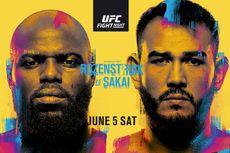 Hasil Lengkap UFC Vegas 28, Rozenstruik-Tybura Kompak Menang di Ronde Pertama