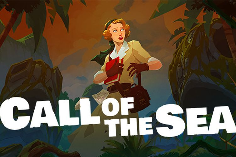 Ilustrasi game Call of the Sea