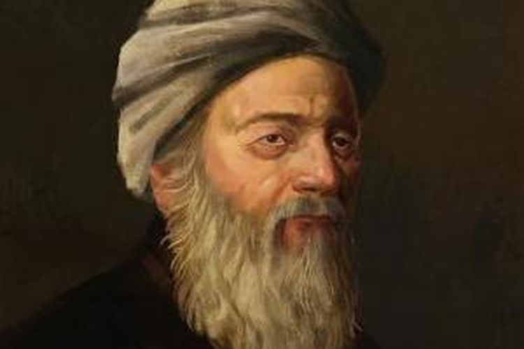 Abbas Ibnu Firnas. [Via The Famous People]