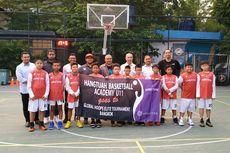 Tim Basket Usia 11 Tahun Akademi HangTuah Ikuti Turnamen di Thailand
