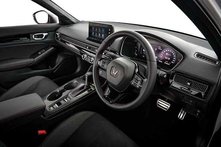 Tampilan baru dari Honda Civic 2021.