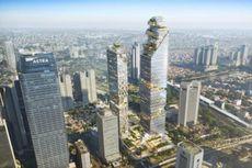 Oasis Central Sudirman, Ambisi Mitsubishi-Taspen Bangun Supertall Tertinggi di Indonesia