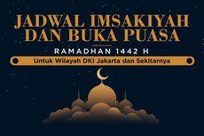 Jadwal Imsak dan Buka Puasa di Wilayah Tangerang Raya, 18 April 2020