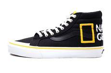 Vans x National Geographic Hadirkan Kehidupan Liar di Sneakers