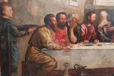 Lukisan Perjamuan Terakhir Abad 16 Diyakini Potret Keluarga, Kok Bisa?