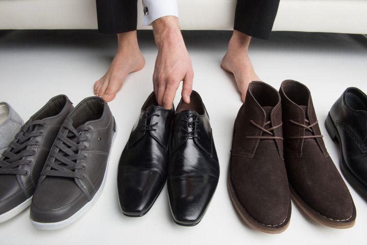 Bagaimana Ukuran Sepatu Yang Pas Untuk Kaki Anda Halaman All