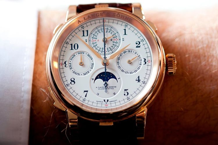 Lange & Söhne Grand Complication
