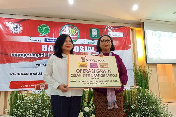 Operasi gratis ini memberikan dampak yg besar dan meningkatkan kesehatan warga Banten, terutama daerah Serang, Tangerang, Pandeglang, Lebak, dan Cilegon.