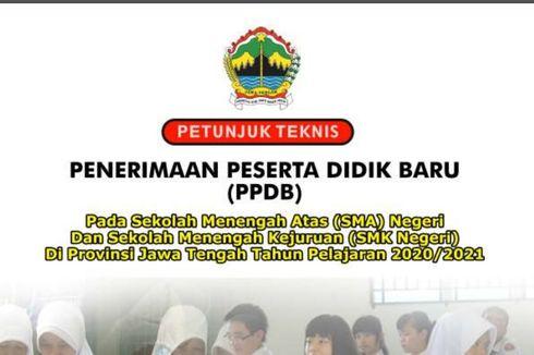 Hasil PPDB SMA-SMK Jateng Diumumkan, Ini Ketentuan Daftar Ulang