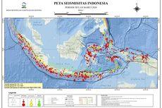 Gempa Magnitudo 5,5 Guncang Talaud Sulut, Kedalaman 10 Km