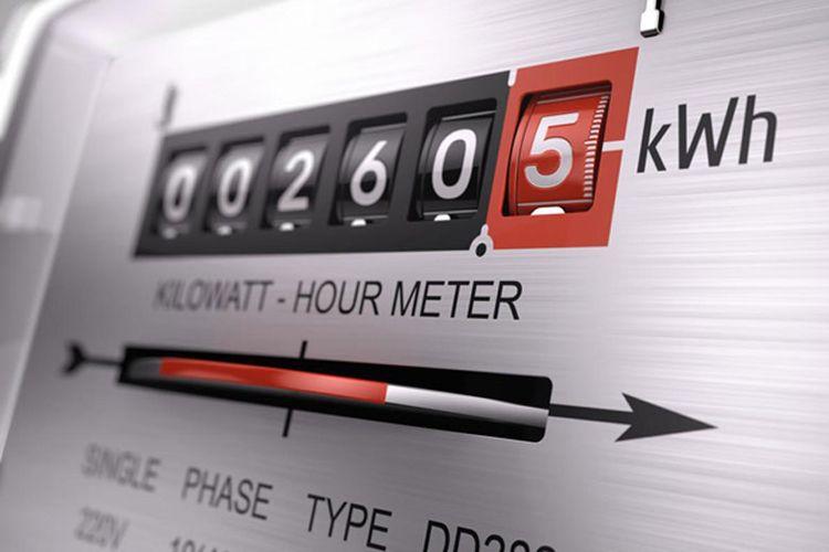 Ilustrasi meteran listrik. (Dok. goodnewsfromindonesia.id)