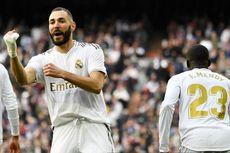 Real Madrid Kian Tangguh Sejak Kekalahan Telak dari Atletico Madrid