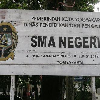 SMAN 1 YOGYAKARTA