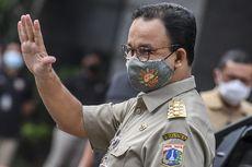 Positif Covid-19, Anies Minta Doa Masyarakat Jakarta
