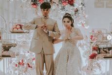 Reza Arap dan Wendy Walters Gelar Resepsi Pernikahan di Bali