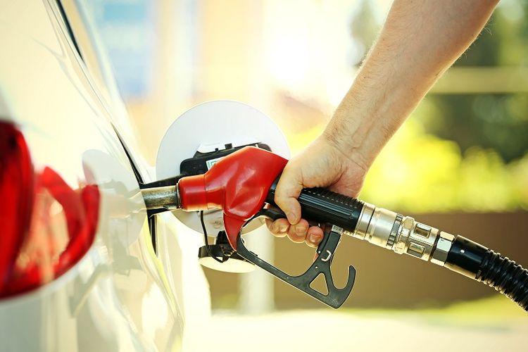 Ilustrasi bensin berkualitas