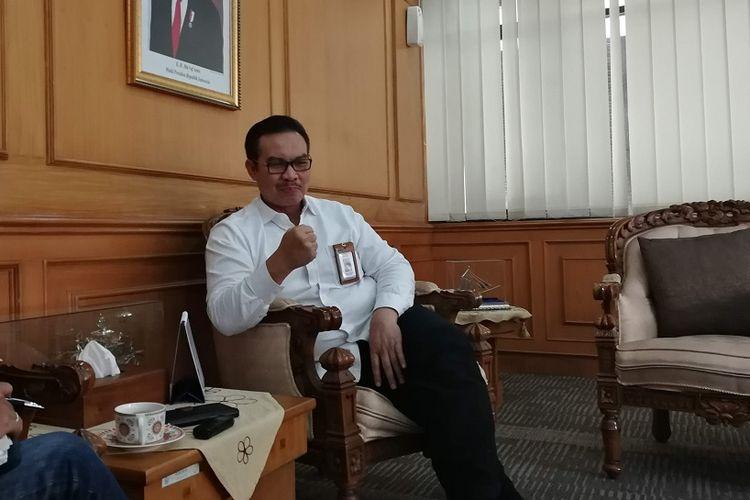 Kepala BKKBN Hasto Wardoyo, Senin (3/2/2020)
