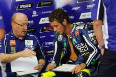 Mantan Kepala Mekanik Rossi Disebut Tak Berguna