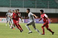 Babak I Persija Vs Persib - Dua Gol Kilat Bawa Macan Kemayoran Unggul