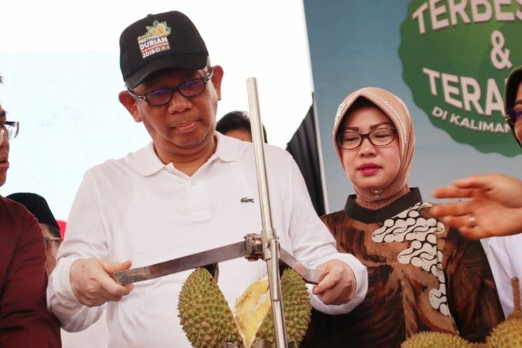 Gubernur Kalimantan Barat Sutarmidji
