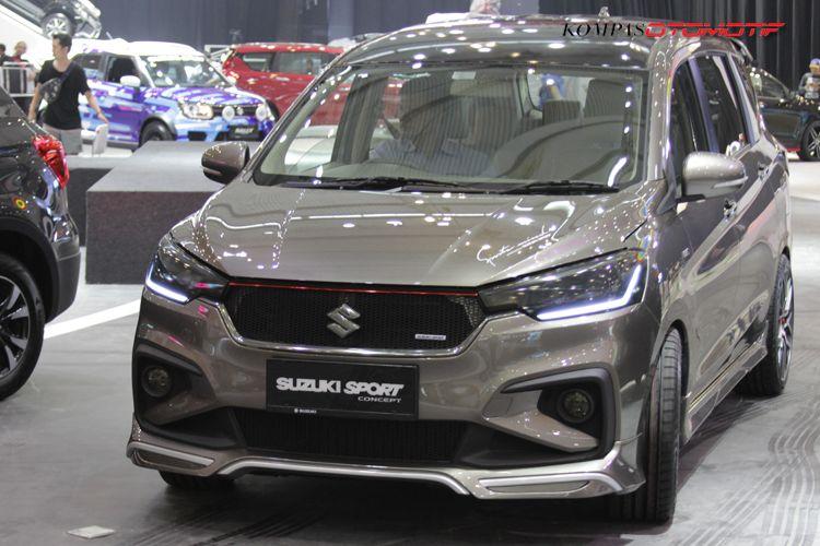 Suzuki Ertiga Sport di GIIAS 2018