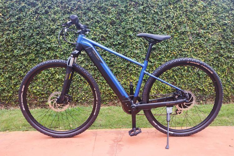 Kalosi Miles, E-Bike hybrid dari Polygon