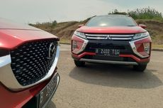 Komparasi Biaya Kepemilikan Mazda CX-30 Vs Eclipse Cross