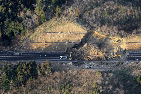 Gempa 7,3 Magnitudo Guncang Fukushima, Kemenlu: Tidak Ada WNI Jadi Korban