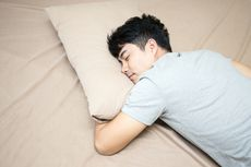Misteri Tubuh Manusia, Benarkah Kelelahan Bikin Ngiler saat Tidur?