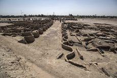 Kota Emas Firaun Mesir yang Hilang 3.000 Tahun Lalu Ditemukan, Begini Penampakannya...
