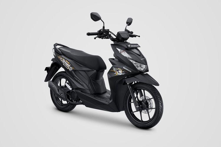 New Honda BeAT Series dapat pilihan warna baru pada Juli 2021