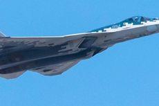 Jet Tempur Siluman Su-57 Versi Upgrade Bakal Diproduksi 2025