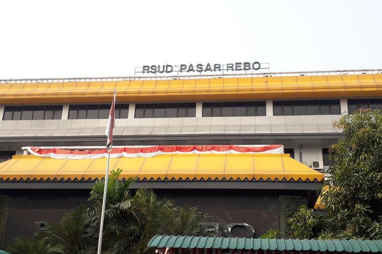 RSUD Pasar Rebo, Rabu (12/9/2018)